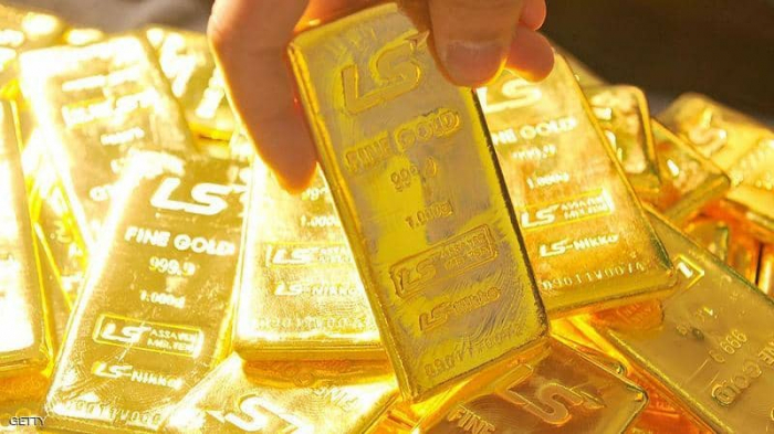 الذهب في ظل ضغط ارتفاع الدولار