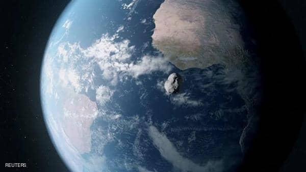 كويكب يمر قرب الأرض الخميس
