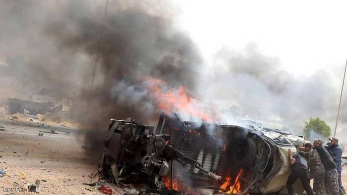 مقتل زعيم داعش في شمال أفريقيا
