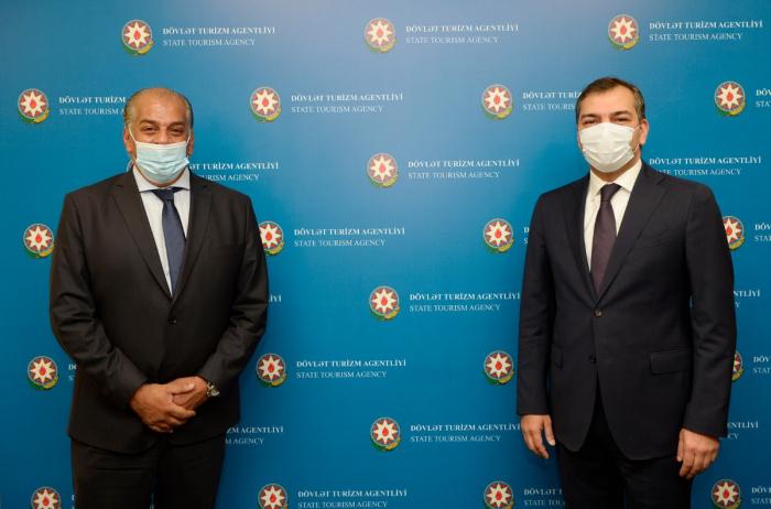 بين أذربيجان ومصر آخذة في التوسع العلاقات السياحية