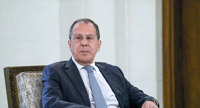 """لافروف :  """"موسكو مستعدة لعقد اجتماع لوزراء الخارجية"""""""