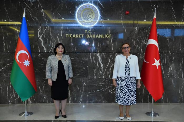 """Türkiyəli nazir:  """"Hədəfimiz Azərbaycanla Sərbəst Ticarət Anlaşması imzalamaqdır"""""""