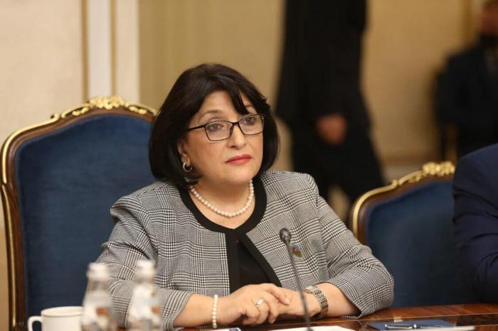 """""""Ermənistan böyük müharibəyə hazırlaşır"""" -    Sahibə Qafarova"""