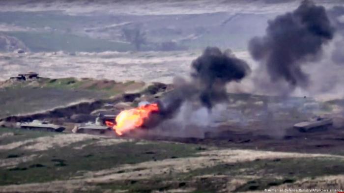 الاستفزازات العسكريّة من قبل أرمينيا ضد أذربيجان