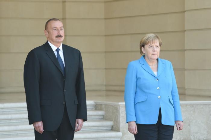 Angela Merkel  -