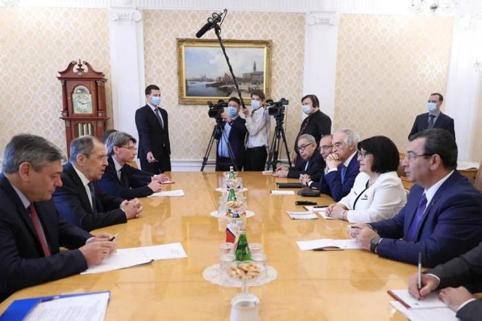 """رئيسة البرلمان: """"علاقاتنا مع روسيا تمتلك تقاليد قديمة"""""""