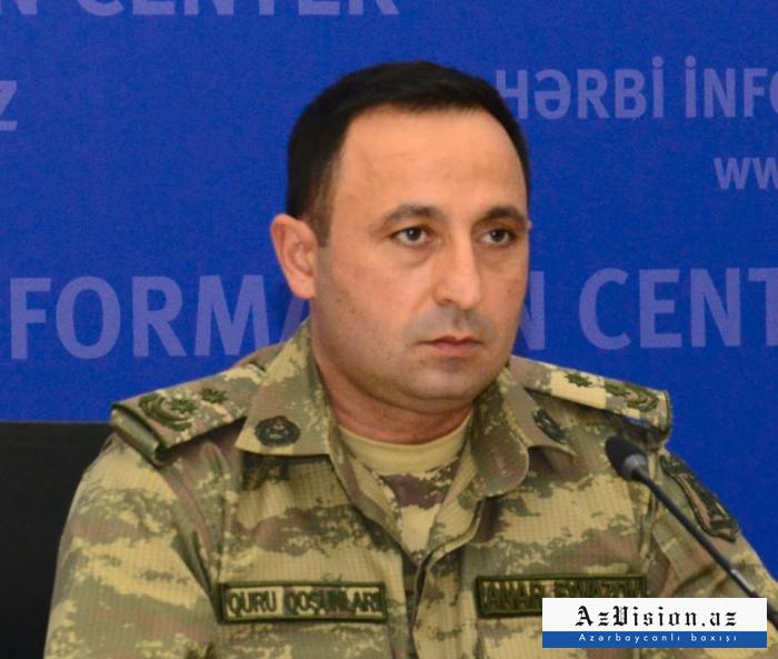 """""""Die armenische Armee hat schwere Verluste erlitten""""   -Anar Eyvazov"""