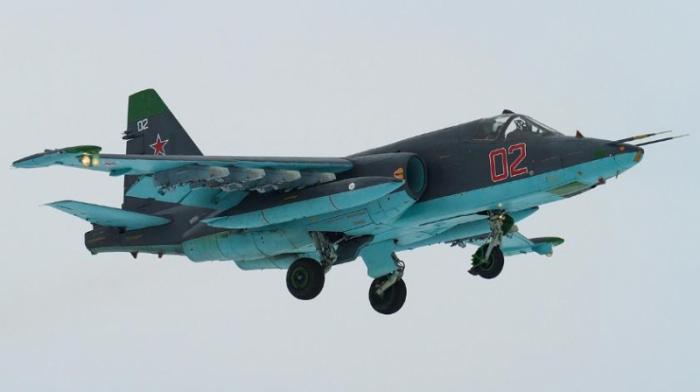 Su-25 təyyarəsinin vurulması təkzib olundu