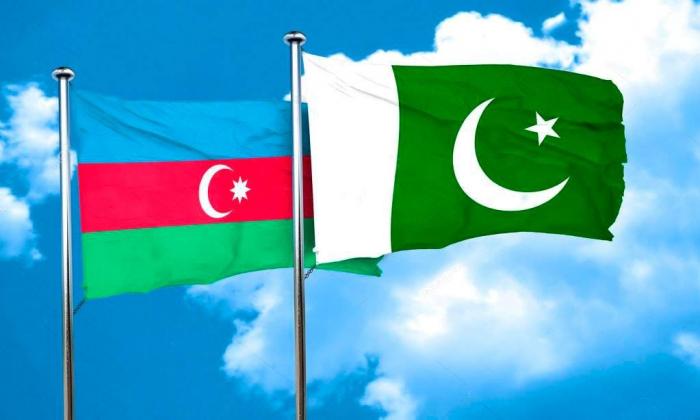 Pakistanın yeni səfiri Bakıya gəldi