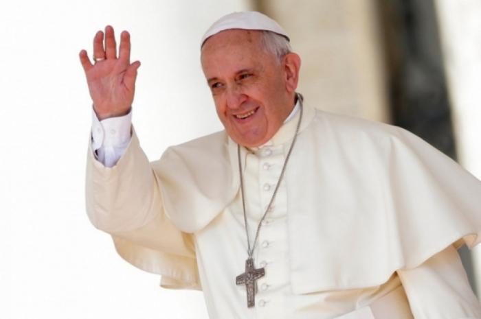 """Roma Papası sevgini """"ilahi zövq"""" adlandırdı"""