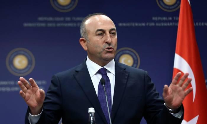 """Çavuşoğlu Ermənistana səsləndi:    """"Ağlınızı başınıza yığın!"""""""