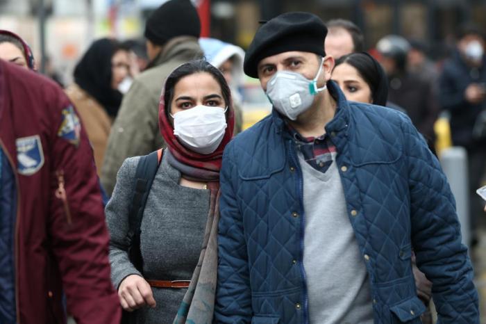 İranda koronavirusdan daha 177 nəfər öldü