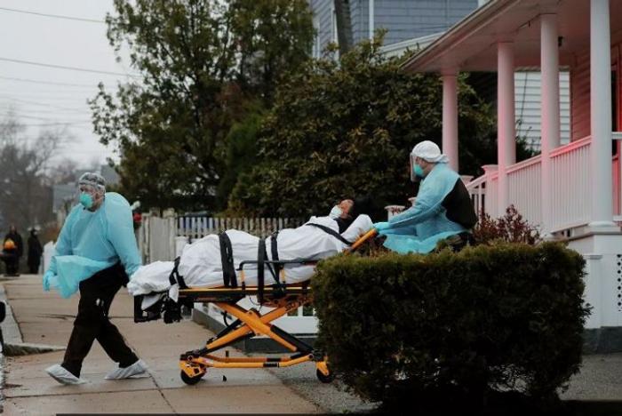 ABŞ-da bir gündə 55 mindən çox insan virusa yoluxub