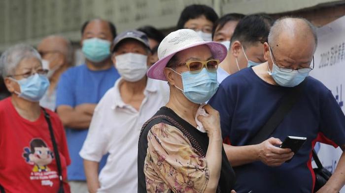 Mass-testing program starts in Hong-Kong amid public doubts