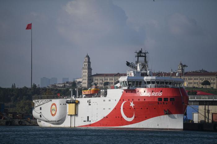 Turkey to continue exploration in Eastern Mediterranean until Sept. 12
