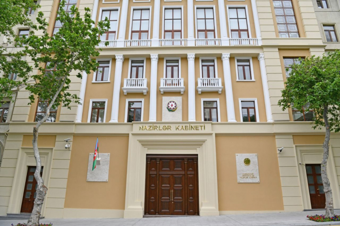 Cabinet of Ministers of Azerbaijan makes amendments to decree on unified budget classifications