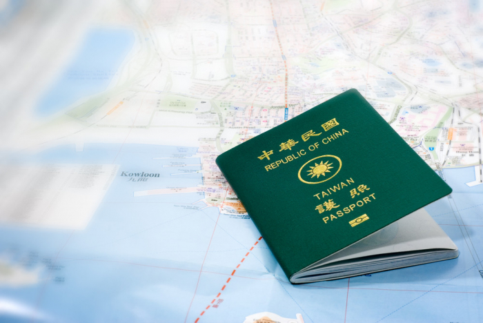 Taiwan changes its passport aiming to prevent confusion with Chinese