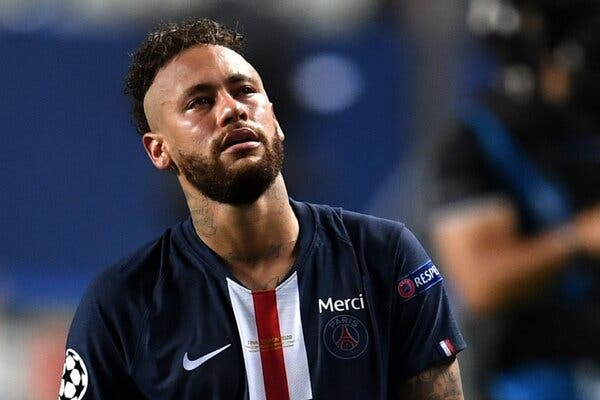 Neymar tests positive for coronavirus, sources say
