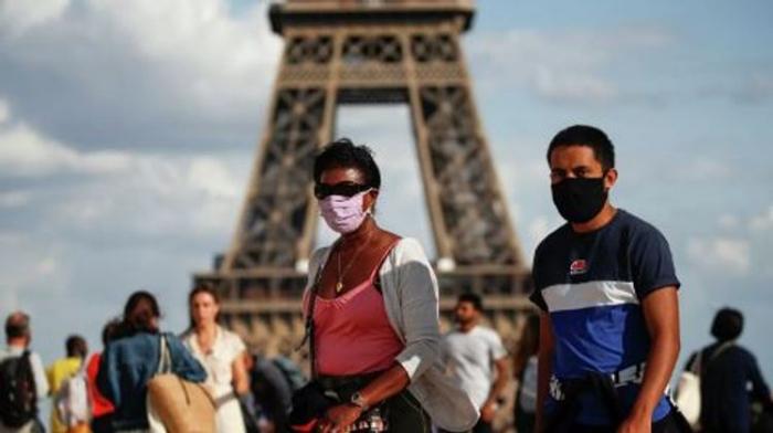 Fransada rekord sayda yoluxma qeydə alınıb