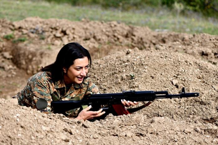 Why did Nikol Pashinyan send his wife to shoot at Azerbaijan