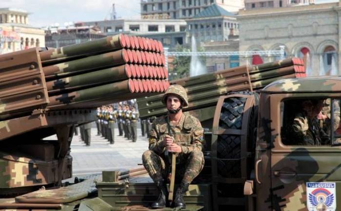 Russian news agency confirms Moscow's arms shipments to Yerevan