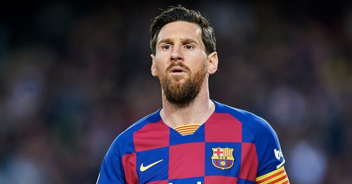 Messi confirms he will continue at Barcelona