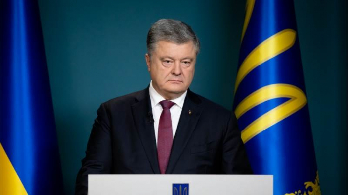 Russia imposes sanctions on ex-Ukrainian president Poroshenko