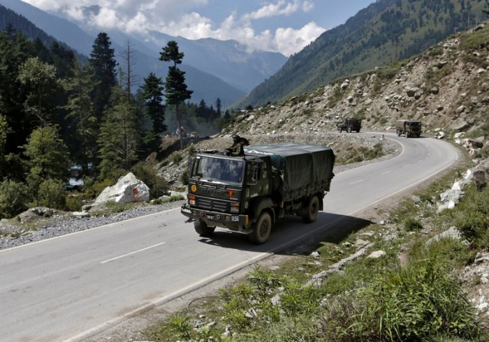India and China agree to reduce tension along contested border