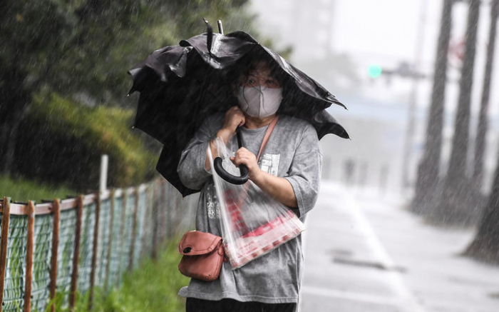 200,000 people to be evacuate as Japan braces for Typhoon Haishen