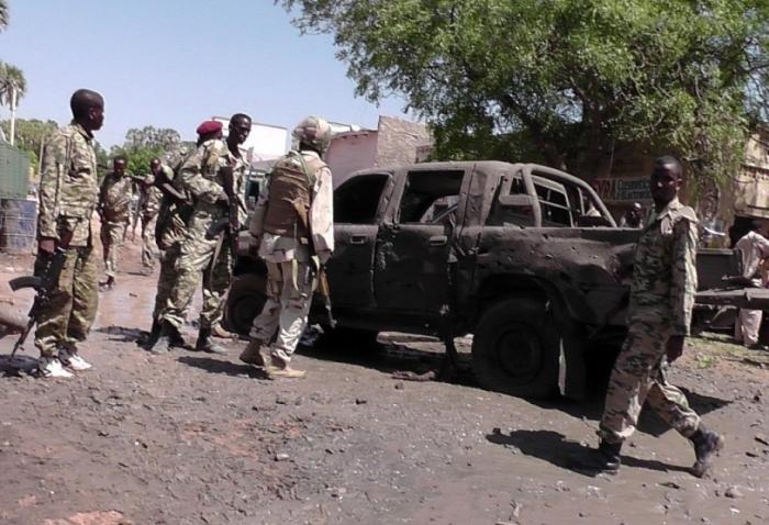 Somalidə partlayış törədilib:    Ölən və yaralılar var