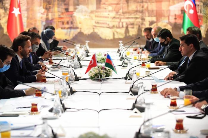 Azərbaycan ilə Türkiyə arasında media əlaqələri genişləndirilir -    FOTOLAR