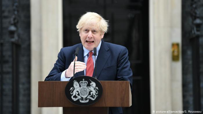 UK PM Boris Johnson sets October deadline for post-Brexit trade talks with EU