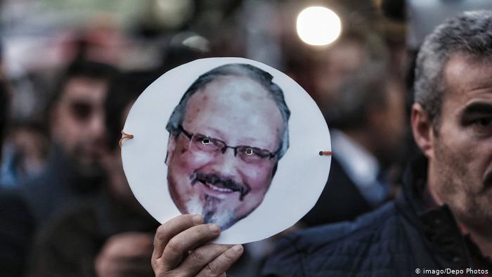Khashoggi killers get 20 years in prison