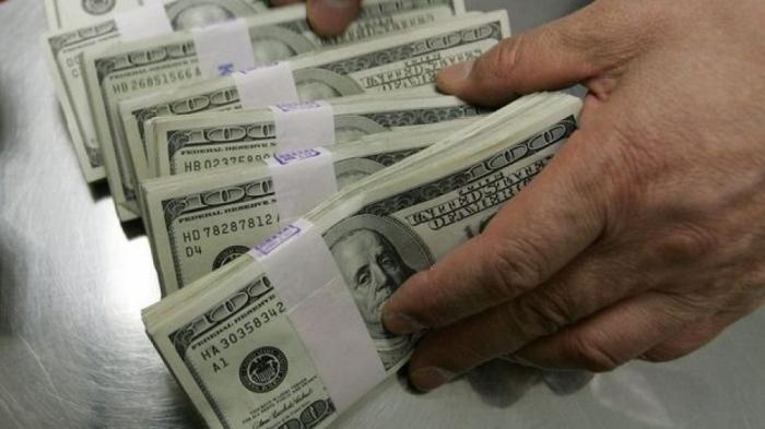Bugünkü hərracda tələb 55,8 milyon dollar oldu