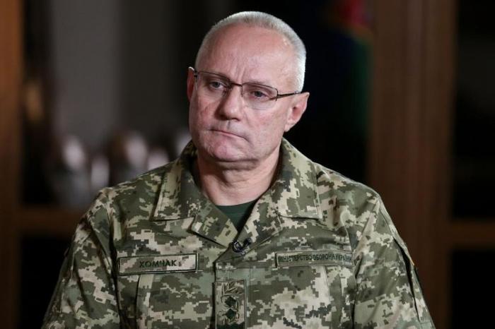 Ukraynanın Baş Qərargah rəisi koronavirusa yoluxdu
