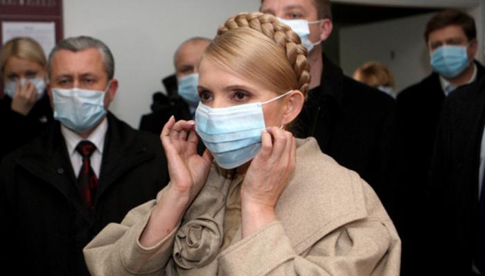 Yuliya Timoşenko koronavirusdan sağaldı