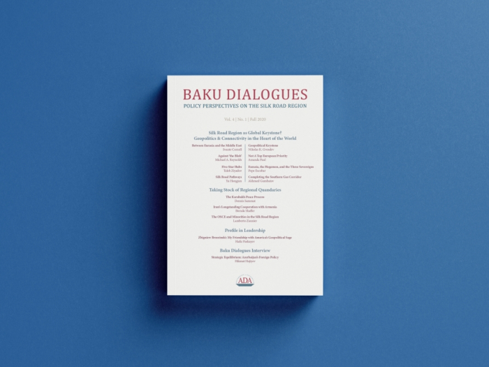 ADA University presents new edition and new website of Baku Dialogues journal