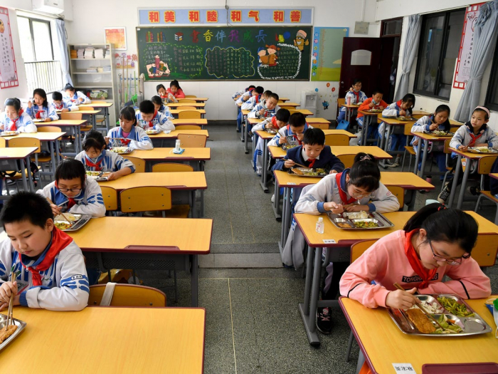 How nearly 200 Million Chinese students could go back to school -   iWONDER