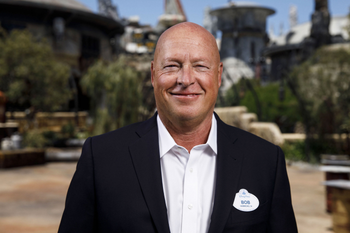 Disney CEO quizzed over Xinjiang connection to
