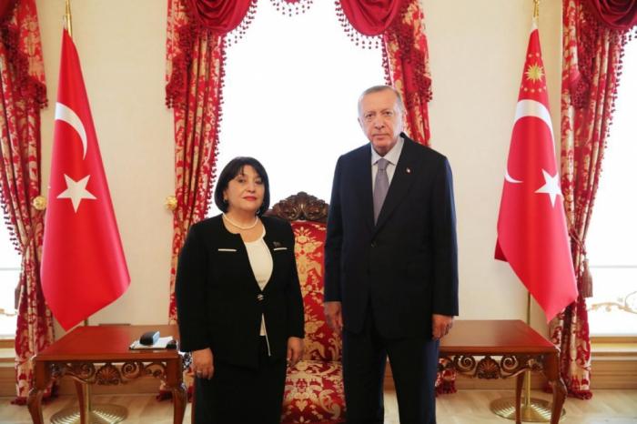 """أردوغان:  """"الصداقة التركية الاذربيجانية ابدية"""""""