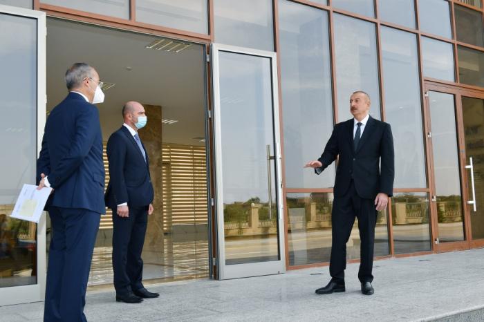 Le président Aliyev exhorte les investisseurs locaux à investir en Azerbaïdjan