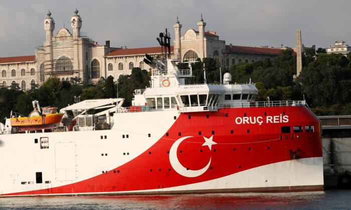 Greek PM welcomes return of Turkish vessel to base, calls it