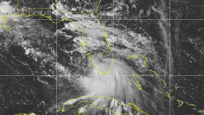 Hurricane Paulette gains strength as it closes in on Bermuda