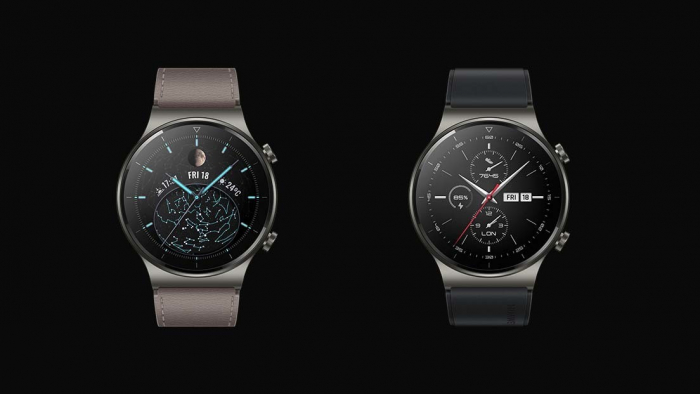 Huawei actualizó su exitoso reloj inteligente Watch GT