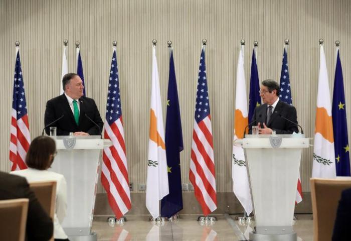Turkey says U.S. needs to return to neutralitypolicy on Cyprus Island