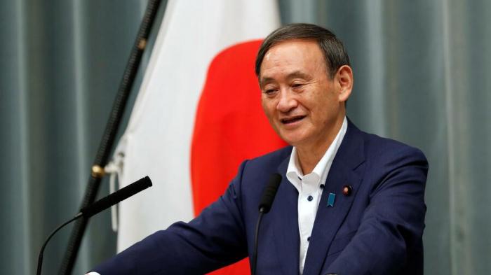 Yoshihide Sugaist Japans zukünftiger Regierungschef
