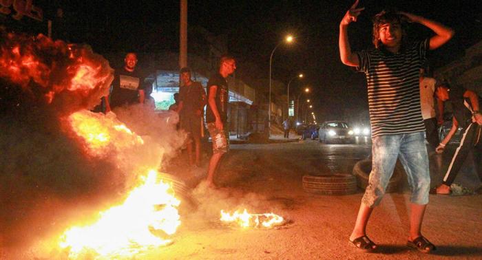 Übergangsregierung im Osten Libyens reicht inmitten anhaltender Proteste Rücktritt ein