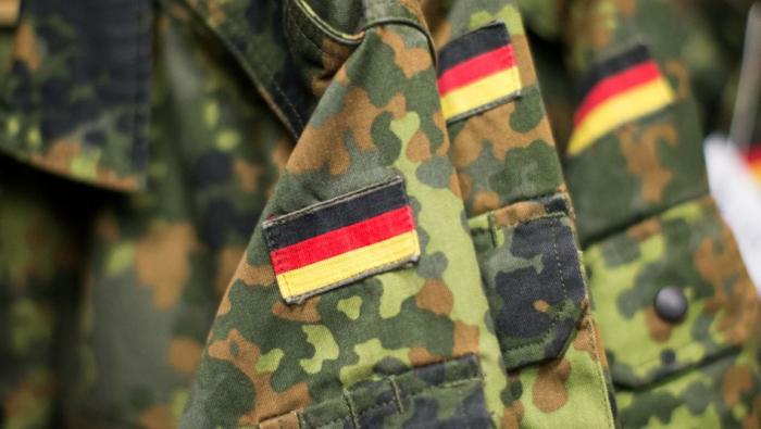 Gegen Soldat der Bundeswehr - Terrorverdacht