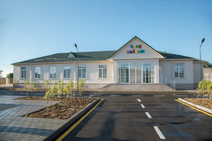 62 schools opened and overhauled with support of Heydar Aliyev Foundation in Azerbaijan