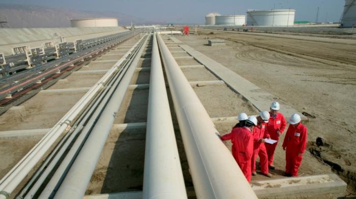 Azərbaycan 4,9 milyard dollarlıq neft ixrac edib